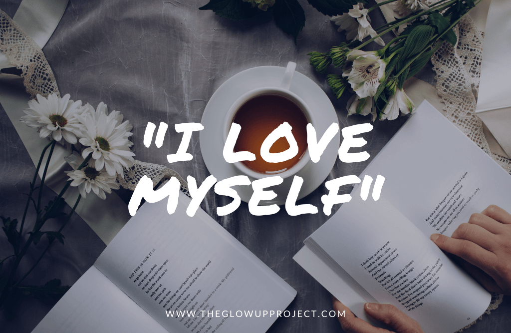 affirmations for self love