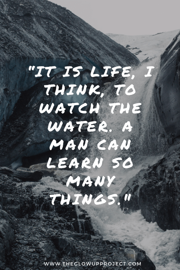 waterfall quotes for instagram